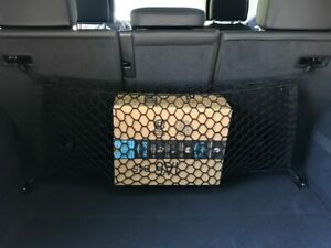 Rear Trunk Envelope Style REAR SEAT Cargo Net Mesh for AUDI Q5 SQ5 2009-2021 New