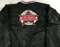 Cheer & Dance National Champions Windbreaker Jacket Adult SZ S/M Championships