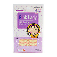 [PINK LADY] Double Fold Eyelid Tape Sticker 30 Pairs WIDE Type