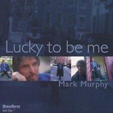 Mark Murphy, Mark Murphey - Lucky to Be Me [New CD]