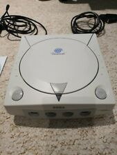 SEGA Dreamcast with 12 Games, 2 Controllers, Scart and power lead, WORKING