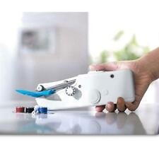 Mini Portable Household Handy Stitch Electric Handheld Sewing Machine Gift WH0