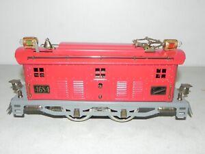 American Flyer Standard Gauge 4684 Electric Locomotive RUNS Restored