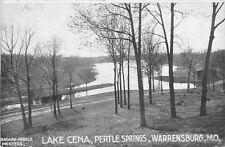 C-1910 Lake Cena Pertle Spring Warrensburg Missouri Standard Herald 3543