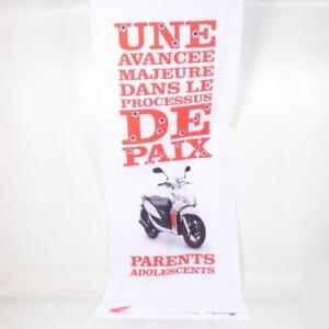Plakat, Poster Von Roller Honda 50 Sicht Abmessung 197x74cm Neu Aus Lagerräumung