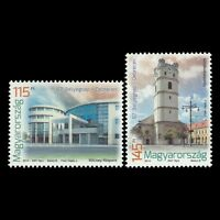 Hungary 2014 - Stamp Exhibition HUNFILA 2014 Architecture Building - MNH