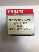 Ge Philips Osram Lámpara de Proyector Halógeno - Ded 13,8V 85W GX5, 3
