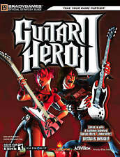 Guitar Hero II Official Strategy Guide (Official Strategy Guides)-ExLibrary