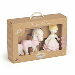 35006 Baby girl gift set 1st AGE FIGURINES, multicolour