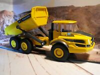 MODEL TIPPER TRUCK VOLVO A25G CONSTRUCTION TIPPER TRUCK SCALE 1/ 43 DIECAST NEW