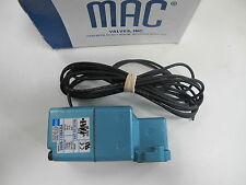 MAC 250B-112BABA Valve 120V NEW