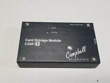 Campbell Scientific Card Storage Module For Datalogger CSM1
