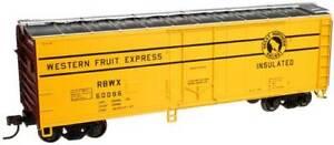ATLAS 20002026 HO TRAINMAN 40' PLUGDOOR BOX CAR GREAT NORTHERN/RBWX #60086