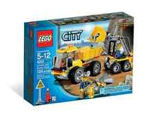 LEGO® City 4201 Bagger mit Kipplaster NEU OVP_ Loader and Tipper NEW MISB NRFB