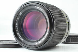 [Near MINT Tokina AT-X 90mm F2.5 Macro MF Prime Lens For Pentax K From JAPAN