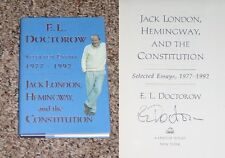 Jack London, Hemingway, and the Constitution:: Sel