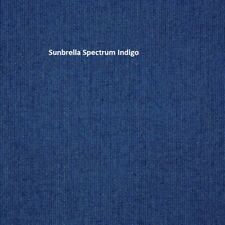 Sunbrella Spectrum Indigo 48080-0000 indoor/outdoor Fabric by the yard, 54
