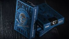 Bicycle Luxury Skull Playing Cards Poker Playing Cards