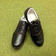 Nuevos Zapatos De Golf Adidas Adipure Cuero-UK Size 8.5 - US 9-EU 42 2/3