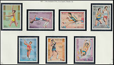 1983 VIETNAM N°435/441** JO Los Angeles 1984, Vietnam 1299-1305 Olympic Games NH