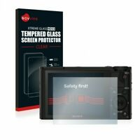 Sony Cyber-Shot DSC-RX100 , Xtreme Glass HD33 Tempered Glass Screen Protector