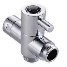 KES SOLID Brass Shower Arm Diverter Valve Bathroom Universal Shower System Compo