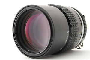 Excellent+++ Nikon Ai Nikkor 135mm F/2.8 MF Telephoto Lens From Japan