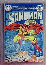 The SANDMAN, Vol-1 #1, Graded 9.0, Midwest Comic Grading- MCG - 1974 DC
