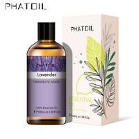 PHATOIL 10/30/100ml Huiles essentielles 100% aromathérapie pure à la lavande
