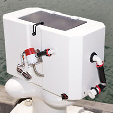 New Era Live Bait Tank - 35 Ltr Complete with Pump/Hose @ Fittings
