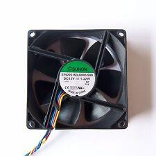 Sunon 92mm Cooling Fan PWM 4 Pin 9cm PC Computer Silent Quiet Case Fan 12V F52