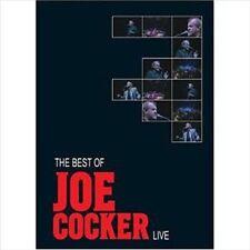 Best of Joe Cocker Live [DVD] by Joe Cocker (DVD, Oct-2004, EMI Music Distribution)