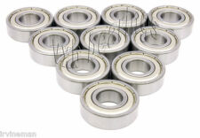 10 Bearing 6203ZZ 17x40x12 Shielded 6203Z 6203 ZZ Lot