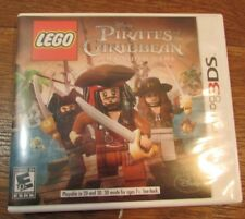LEGO Pirates of the Caribbean (Nintendo 3DS) BRAND NEW