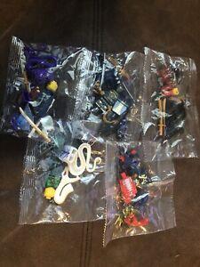 lego ninjago serpentine minifigures lot