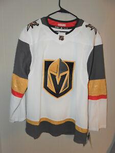 Adidas NHL Las Vegas Golden Knights Away Hockey Jersey 252JA Size 46 or 52 NWT