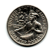 Usa 1976, 200th Anniversary of Independence, Colonial Patriot Drummer, 25 Cents