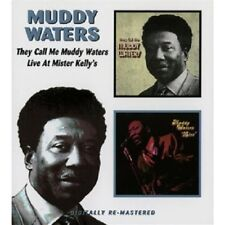 MUDDY WATERS - THEY CALLED ME MUDDY WATERS/LIVE AT MISTER KELLY'S  CD NEUF