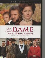 DOUBLE/ 2 DVD - LA DAME DE MONSOREAU   FRANCAIS / NL region 2