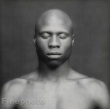 1983 Vintage KEN MOODY Black Negro Male Nude Photo Fine Art ROBERT MAPPLETHORPE