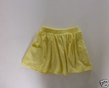 Girl's Pretty Lemon Skirt- 100% Cotton- Age12-18 Months- NEW