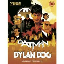 Batman / Dylan Dog N° 0 - Heroes Cover - Sergio Bonelli Editore - ITA #MYCOMICS