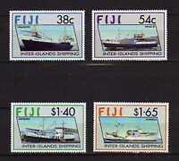 15890) . Fiji 1992 MNH New Inter-Islands Shipping - Ships