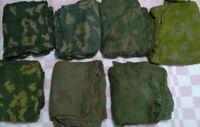 Russian Soviet Army KZS Camo Meshy Suit Berezka  1, 2(S,M) size Set USSR