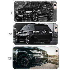 BMW X5 X6 E53 E70 E71 E72 F16 Car Case Cover Apple iPhone 5 6 7 8 X Xr Xs Max