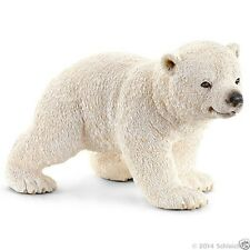 Schleich 14708 Polar bear cub, walking Amaizing detail