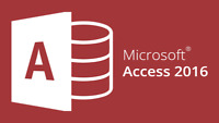 [Sale] MS Access 2016 - Full Version - Only Access Software
