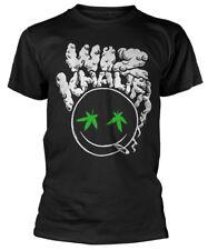 Wiz Khalifa 'Smokey cara sonriente' T-Shirt-Nuevo Y Oficial!