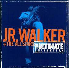 """JR. WALKER + THE ALL STARES  """" The ultimate collection """"  CD"""
