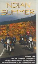 INDIAN SUMMER Von New York in die Smokey Mountains VHS Bike-Touren